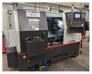 2015 Mitsubishi LT-520M CNC Lathe w/ Live Tooling
