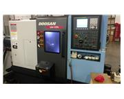 2012 Doosan Lynx 220LC CNC Turning Center