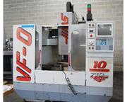 HAAS VF-0 VERTICAL MACHINING CENTER
