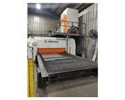 8000 Watt Ermak Fibermak G-Force Fiber Laser Cutting Machine