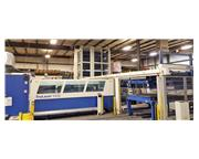 (2) Trumpf CNC Lasers & Steel Storage System