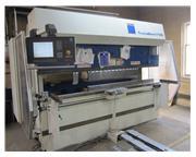 Trumpf 144 Ton x 10' V130 8-Axis CNC Press Brake