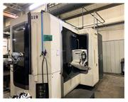 2017 DMG Mori NHX 5000 CNC Horizontal Machining Center