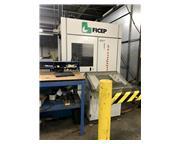 Ficep # EXCALIBUR-12 , CNC beam drill line, 60' work length, 6 ATC, 170-3000 RPM, 1-11/16&