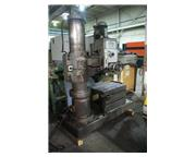 """4.2'-12"""" Soraluce # TRO-1250 , radial drill, 12"""" vertical travel, 3"""" quill,"""