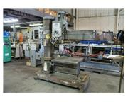"""4.2'-12"""" Soraluce # TRO-1250 , radial arm drill, 12"""" vertical spindle, 3"""" q"""