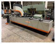 Elumatec # SBZ-122/33 , CNC aluminum profile machining center/router, PC based control, 20