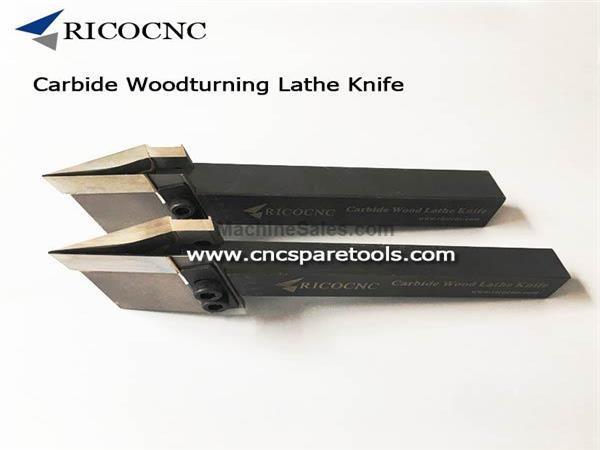 Carbide Wood Lathe Knife CNC Lathe Cutters for Woodturning Lathe Machine