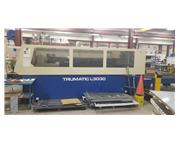 2000 Trumpf L3030, 5x10, New 4000 Watt C02 Resonator