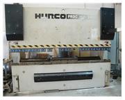 Hurco-Beyeler 165 Ton x 10' Hydraulic Press Brake