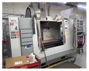 "HAAS, VF-4D, 50"" X, 20"" Y, 25"" Z, CNC VERTICAL MACHINING CEN"