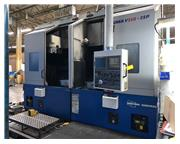 Doosan Puma V550-2SP Twin-Spindle CNC Vertical Turning Center