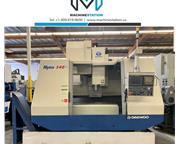 DAEWOO DOOSAN MYNX 540 VERTICAL MACHINING CENTER