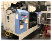 DOOSAN, DNM 500, CNC VERTICAL MACHINING CENTER, NEW: 2012