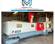 AWEA LP4025 CNC VERTICAL BRIDGE MILLING
