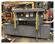 USED METLSAW MODEL CS-4 FULLY AUTO PROGRAMMABLE NON FERROUS SAW, YEAR 2000