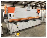 "1/4"" x 13.45' Ermak HVR 4100-6 CNC Hydraulic Shear"