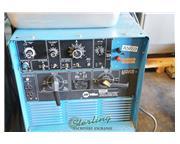 Miller # 330ST-AIRCRAFTER/JK566342 , AC/DC tig welder, 300 amps, foot pedal, Bernard coole