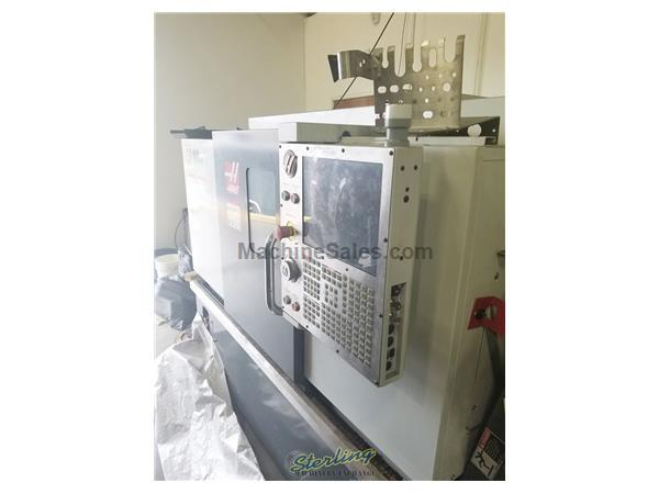 "Haas # ST-10-V , 12 station, 64"" X, 32"" Y, 30"" Z, 6k RPM, A2-5, 6.5"" c"