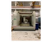 """IMSA # MF1200-BBLL , 7-Axis CNC gun drill, 66"""" x 40"""" x20"""" travels, 48"""""""