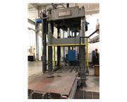 Dake 50 Ton Spotting Press