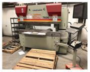 60 TON X 6' ACCURPRESS ADVANTAGE 7606 ETS-3000 CNC, MFG:2014