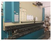 150 TON x 13' ADIRA QHD-15040,CYBELEC DNC 1200 2D 3-AXIS CNC CONTROL,MF