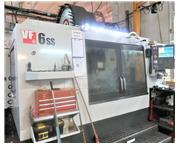 2011 HAAS VF-6SS 4-AXIS PRECISION VERTICAL MACHINING CENTER