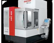 EXERON HSC600 CNC 5-Axis High Speed Vertical Machining Center