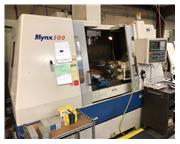 DAEWOO, MYNX 500, CNC VERTICAL MACHINING CENTER, NEW: 1999