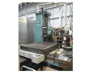 "Nomura B-100WR 4"" CNC Table Type Horizontal Boring Mill"