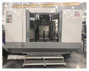 "Haas # EC-1600 , CNC HMC, 30 ATC, 64"" X, 50"" Y, 32"" Z, 7500 RPM, TSC, rotar"