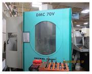 Deckel Maho DMC 70V Vertical Machining Centers 2000