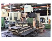 Kingsbury VMC-600 Bridge Type CNC Vertical Machining Center
