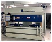 Trumpf 144 Ton x 10' V130 6-Axis CNC Press Brake