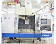 DAEWOO DMV-650 3-AXIS 50 TAPER CNC VERTICAL MACHINING CENTER