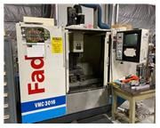 2000 Fadal VMC-3016HT 904-1 Vertical Machining Center Fadal 88HS 30x16x20 1