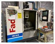 2000 Fadal VMC-3016HT 904-1 Vertical Machining Center Fadal 88HS 30x16x20 1