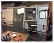 2007 Hyundai Kia SKT-15LM CNC Lathe Fanuc 0iT-B Control (Live Tools)