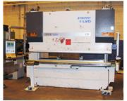 LVD STRIPPIT PPEB-120/BH10 120 Ton 8-Axis CNC Hydraulic Press Brake