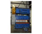 250 TON ROUSSELLE SSDC PRESS 6″ STROKE 23″ SHUT HEIGHT ON TAG 26″ ACTUAL SH
