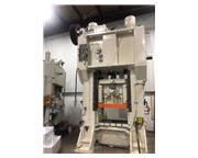 600 TON MINSTER SSDC 10″ STROKE 6″ POWERED RAM ADJUSTMENT 26″ SHUT HEIGHT 2