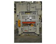 250 TON MINSTER SSDC PRESS 8″ STROKE 6″ POWERED RAM ADJUSTMENT 21″ SHUT HEI