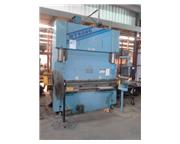 140 TON x 8′ WYSONG CNC HYDRAULIC PRESS BRAKE
