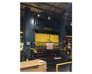 600 TON VERSON SSDC PRESS 10″ STROKE 46″ SHUT HEIGHT