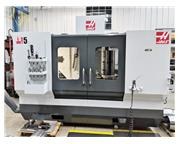 HAAS ES-5-4AX, 2014, 5-AXIS, HRT210, TSC, PROBE, 12K, LIKE-NEW
