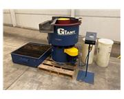 3CuFt, Giant GB-3, AC Freq Drive, Part Separator, Panel, Auto Compound,2010