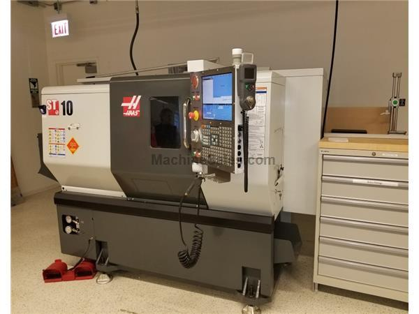 2015 Haas ST-10T CNC Turning Center