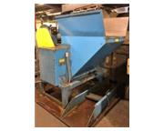 "INTER-SOURCE 36""WIDE METAL TURNING SHREDDER"