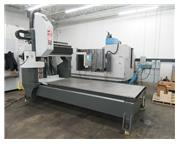 "HASS, GR-510, 121"" X, 61"" Y, 24"" Z, 5-AXIS, NEW: 2012"